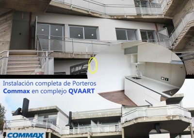 commax-qvaart